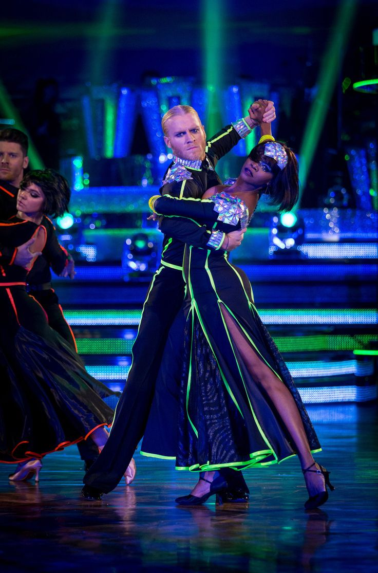 'Strictly Come Dancing' Result: Jonnie Peacock Voted Off After Debbie McGee Dance-Off