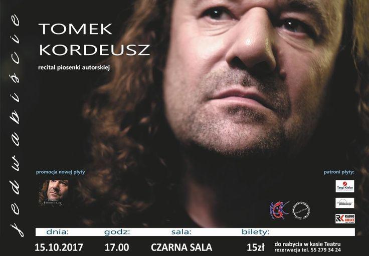 Tomek Kordeusz - recital, 15.10.2017 r.