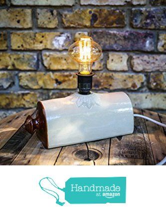 Vintage Hot Water Bottle Table Lamp by MooBoo Home from MooBoo Home https://www.amazon.co.uk/dp/B01LY4UQBR/ref=hnd_sw_r_pi_dp_dKTmyb8RPCJTM #handmadeatamazon