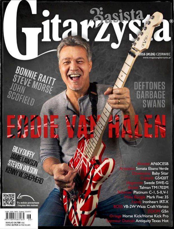 Eddie Van Halen!