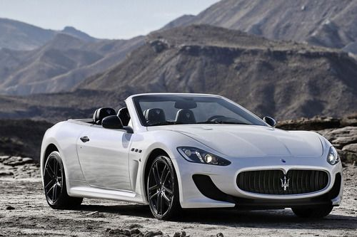 Life=compete with this Maserati GranTurismo Convertible
