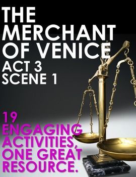 Introduction & Overview of The Merchant of Venice