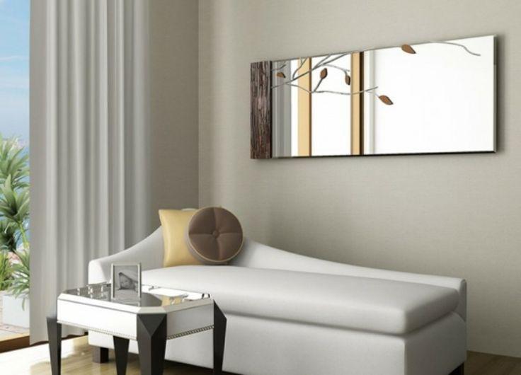 Moderne Wohnzimmer Spiegel And Wandgestaltung Frame Modern 2