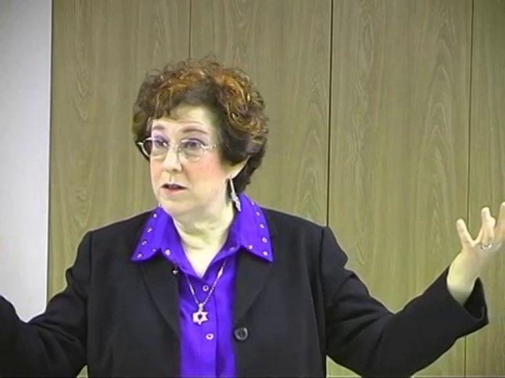 Testimonial Jewish Evangelist Jackie Fierman