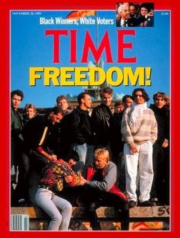 1989 – The Berlin Wall  Publish Date: Nov. 20, 1989  Cover Story: Freedom! The Berlin Wall