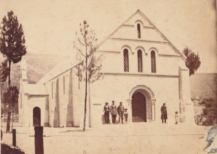 St Stephen's Church, Main Street, Paarl