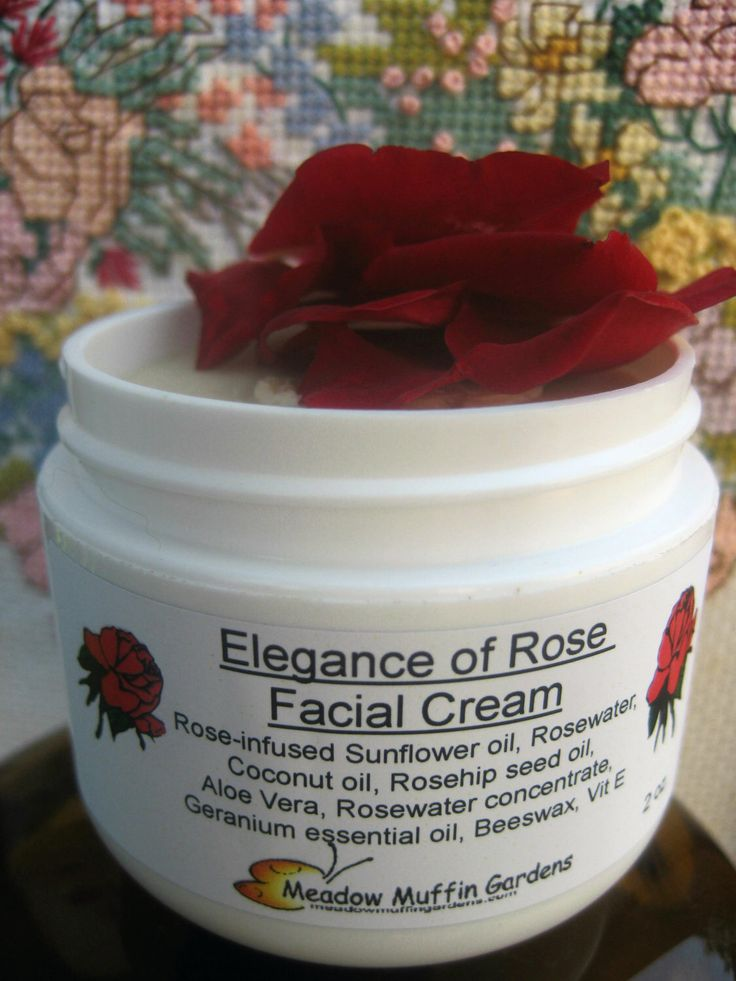 Facial Moisturizing Cream, Organic Face Cream, Sensitive Skin, Elegance of Rose, Roses, Day or Night Cream by MeadowMuffinGardens on Etsy https://www.etsy.com/listing/53556990/facial-moisturizing-cream-organic-face  - I am in ❤️ with this cream. So amazing. Great ingredients too.