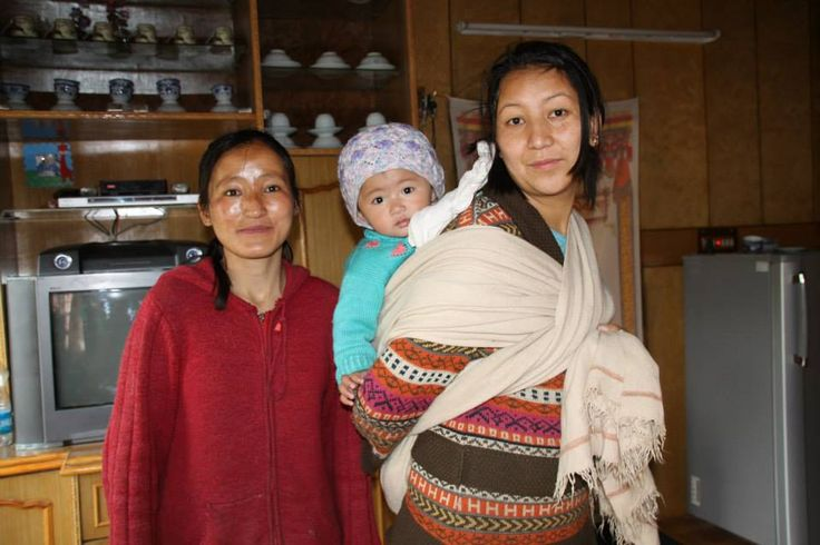 Magnificent Lakakh, India  - Ladakhi Friends #Travel #India