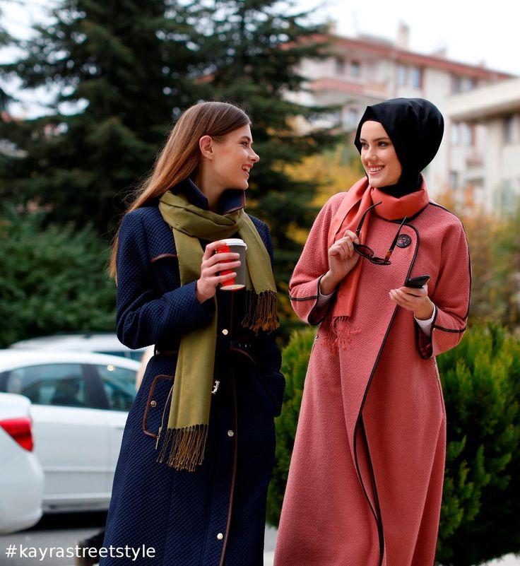 Kayra - Fall/Winter 2014-2015 - Turkish Hijab Style