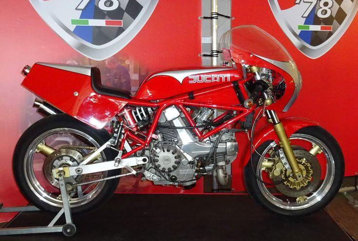 Ducati  Street Legal