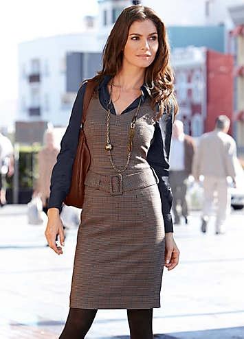 Vivien Caron Shift Dress