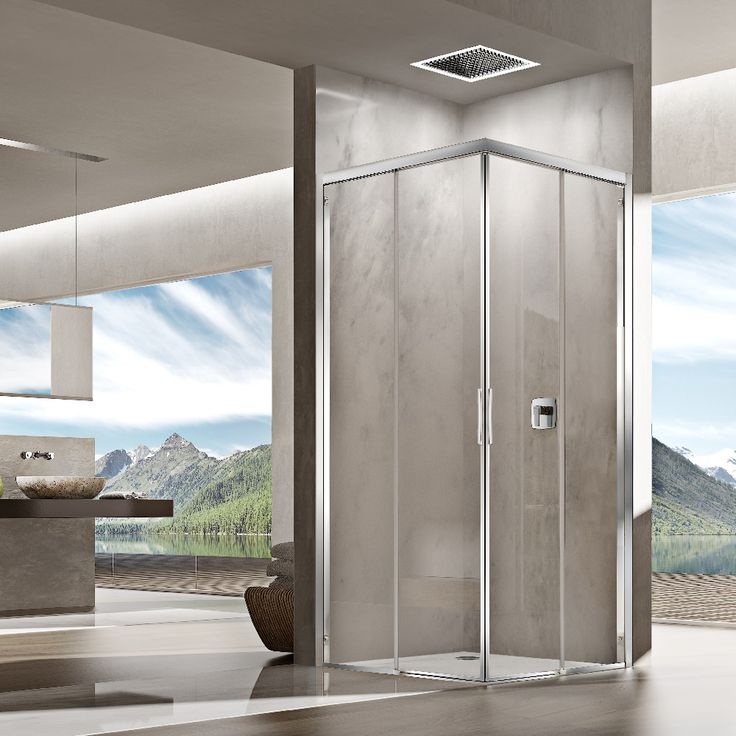 natura 4000 is a brand new shower enclosure known for its harmonious proportions and the minimalist linear design. In addition, it possesses the long-established duka features including, for example, UV glass-metal bonding, compact runners and adjustable hinges. The contemporary spirit of the new natura 4000 shower enclosure rounds out this high-end range, embodied in a captivating product which allows the customer to enjoy the pleasure of a true shower experience, day after day after day.