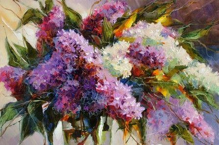 "Andras Manajlo ""Lilac diversity"""