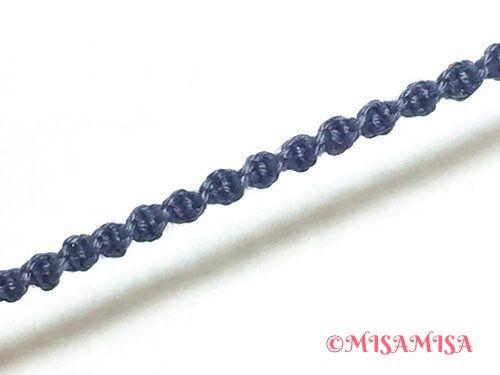 ねじり編みのミサンガの作り方!カッコいいから男性にもGOOD – MISAMISA(ミサミサ)