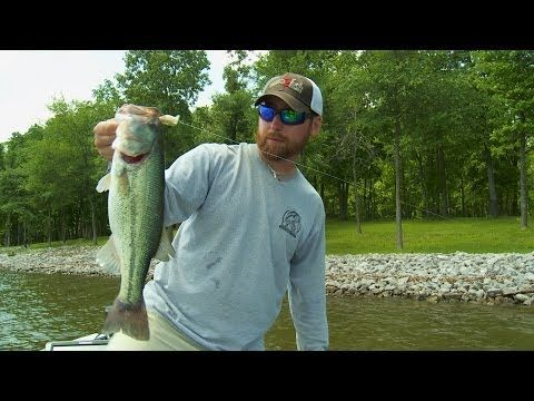 Parallel Rip Rap for Better Bass Fishing - Wired2fish - Scout