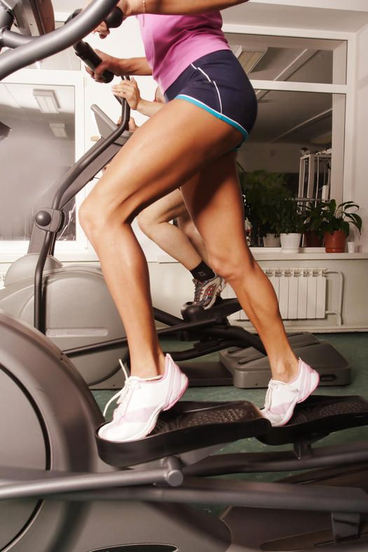 This plan is designed to slim you all over but especially targets your abs, butt and thighs.