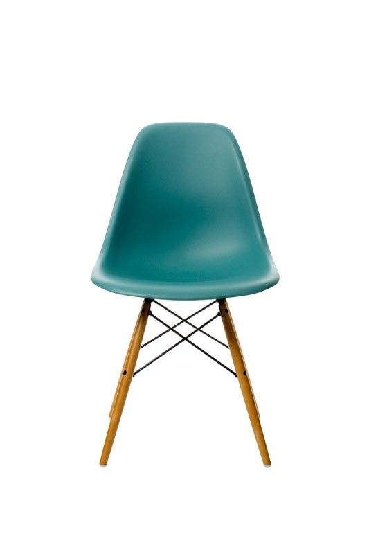 Eames DSW Plastic Side Chair by Vitra