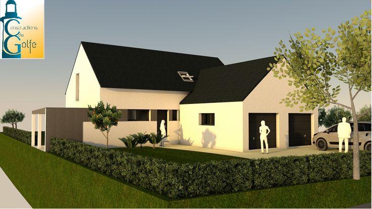 17 meilleures id es propos de construction maisons neuves sur pinterest nouvelle check list for Maison moderne domotique
