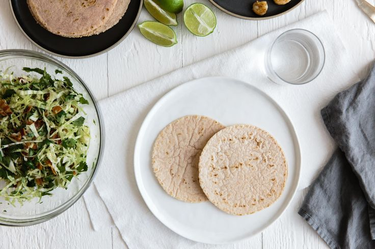 These cassava flour tortillas are gluten-free, grain-free, vegan and paleo-friendly. They're perfect for tacos, fajitas or for making homemade tortilla chips.