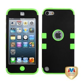 BasAcc Hybrid Case/ LCD Protector for Apple iPod Touch 5th Generation | Overstock.com Shopping - The Best Deals on Cases  Holders