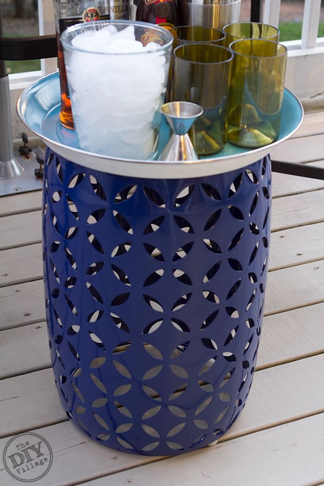 updating your outdoor living space on a budget outdoor side