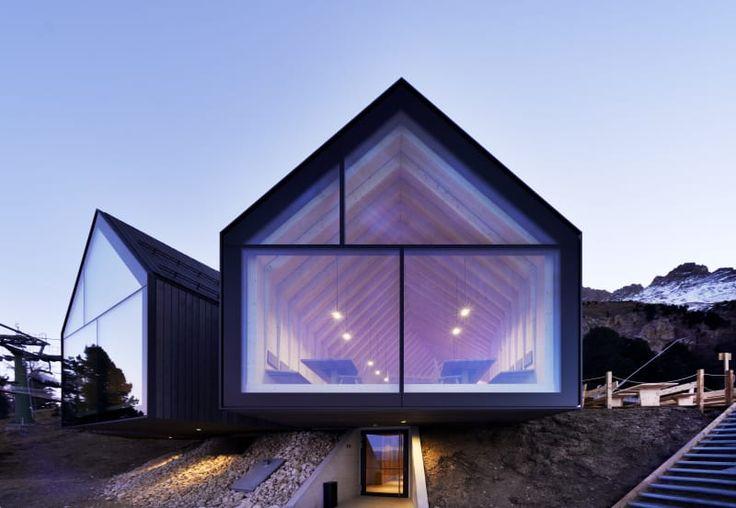 Peter Pichler Architecture, Pavol Mikolajcak, Oskar Da Riz · Oberholz Mountain Hut