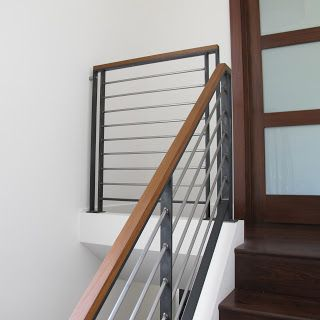 Best 522 Industries House Stairs Stair Railing Stairs 400 x 300