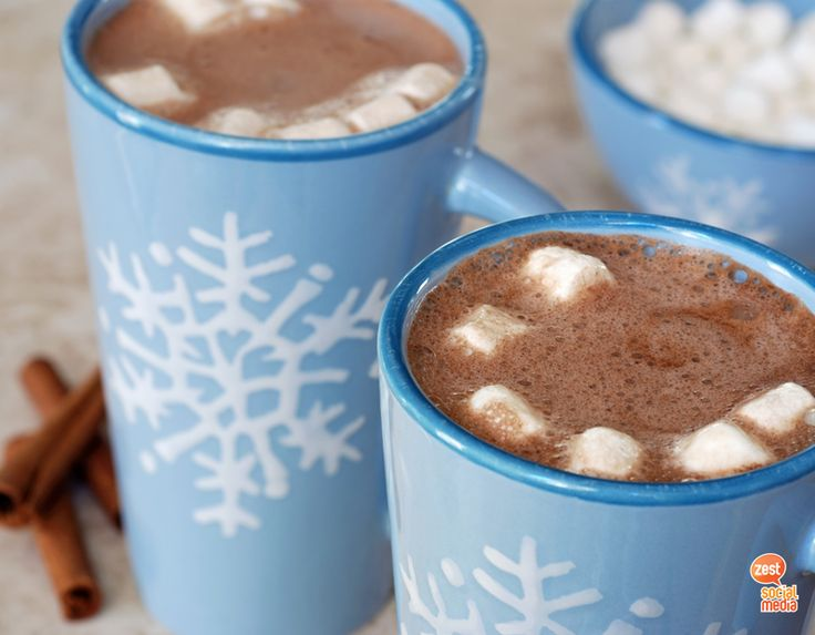 #cozy #winter #hotchocolate