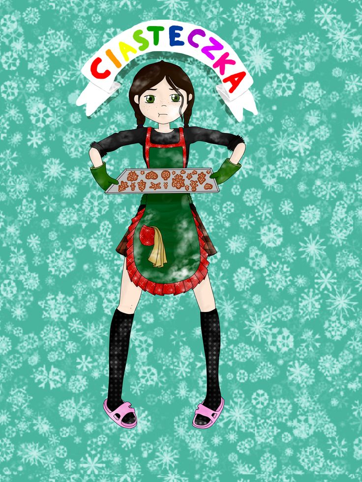 Biscuits Anime Girl http://malawielkaciutwiedzma.blogspot.com