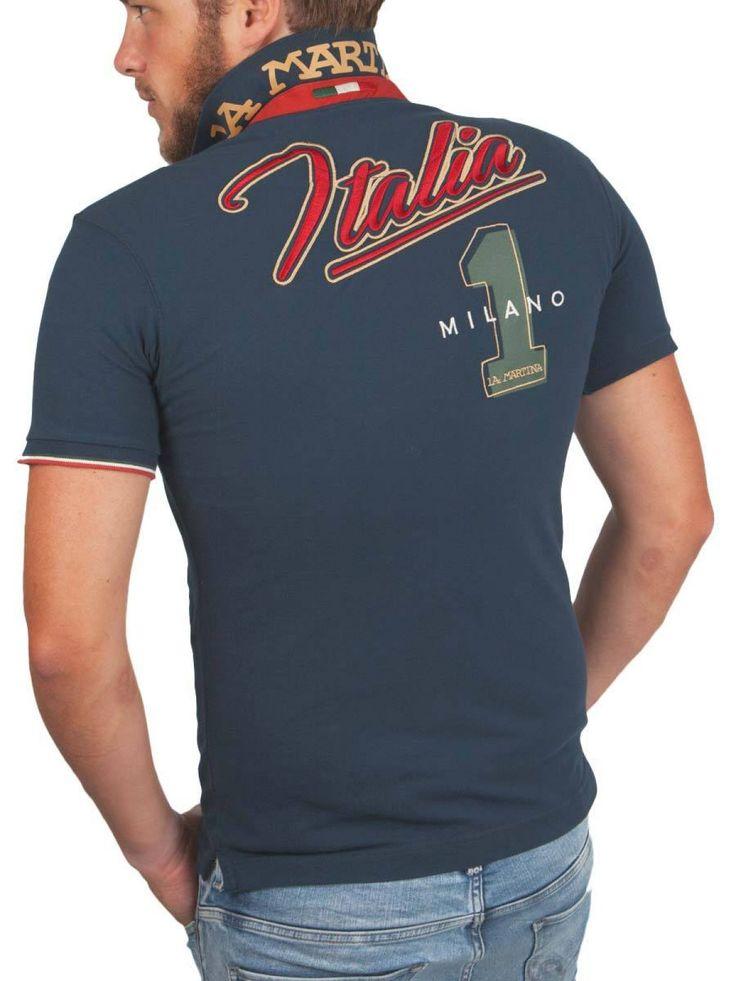 La Martina ® Polo Blue, Italia