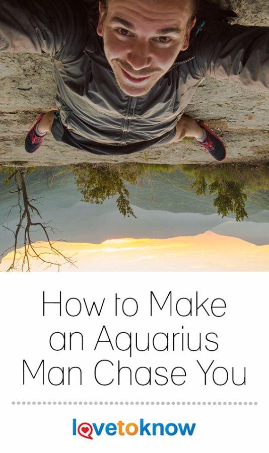 how to get a aquarius man
