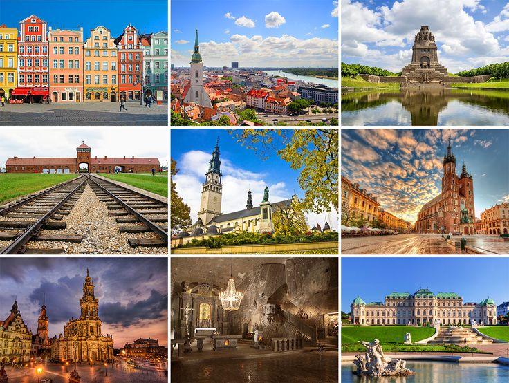 Tüm geziler dahil, ekstra tur ödemesi olmadan Almanya - Polonya - Slovakya - Avusturya Turu sadece MNG Turizm Elit Turlar'da… bit.ly/MNGTurizm-almanya-polonya-slovakya-avusturya-turu-s