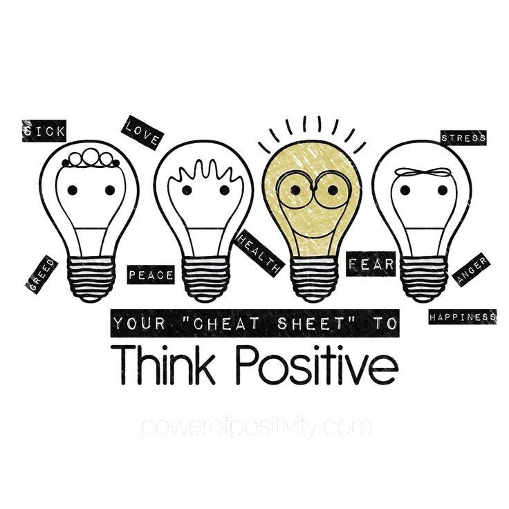 the positive thinking secret pdf