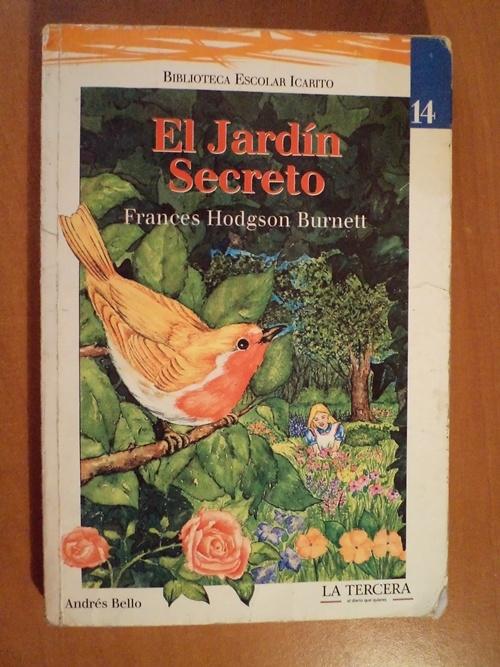 El Jardín Secreto - Frances Hodgson Burnett