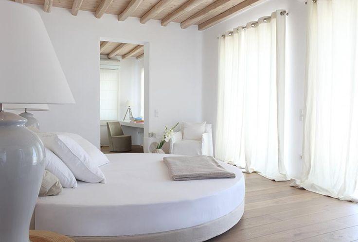Bedroom in Myconos