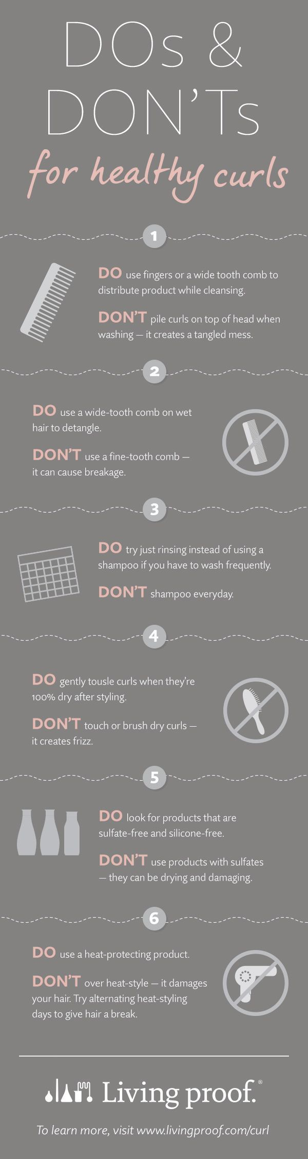 nice Got naturally curly hair? Here are the do's and don'ts for keeping your ... by http://www.top10z-hairstyles.top/natural-curly-hair/got-naturally-curly-hair-here-are-the-dos-and-donts-for-keeping-your/ #haircare,