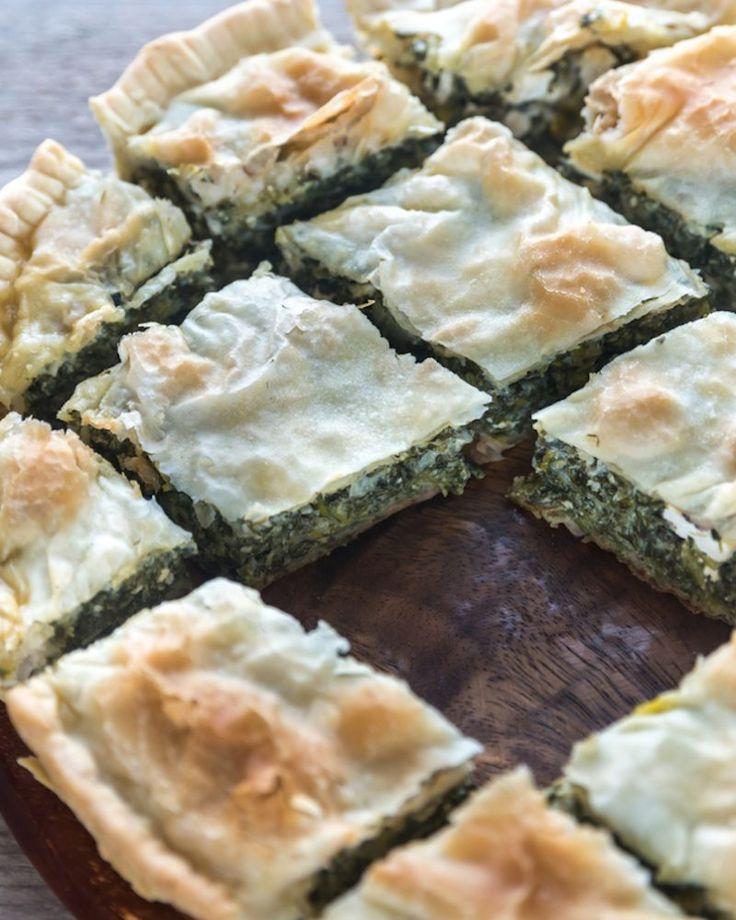 Spanakopita, la torta salata più famosa della Grecia