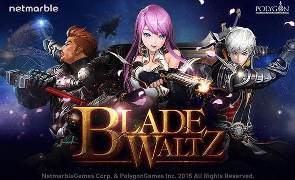 Netmarble'ın Son Yayınlaığı Mobil Aksiyon RPG Blade Waltz İle Sınırsız Macera Sizi Bekliyor