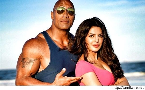 Priyanka Chopra's Baywatch to be released in Tamil - http://tamilwire.net/61238-priyanka-chopras-baywatch-released-tamil.html