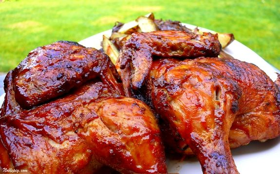 Best Grilled Chicken for the weekend! | Noble Pig