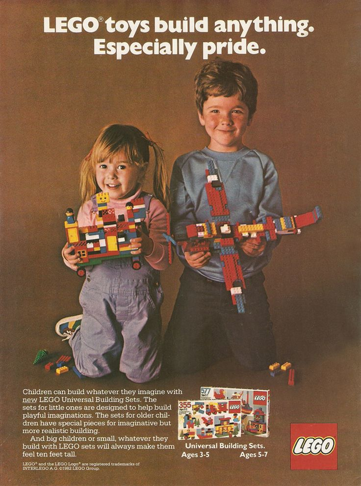 Best Print Advertisements Images On Pinterest Car Funny - Clever print ads from lego show children building their own future