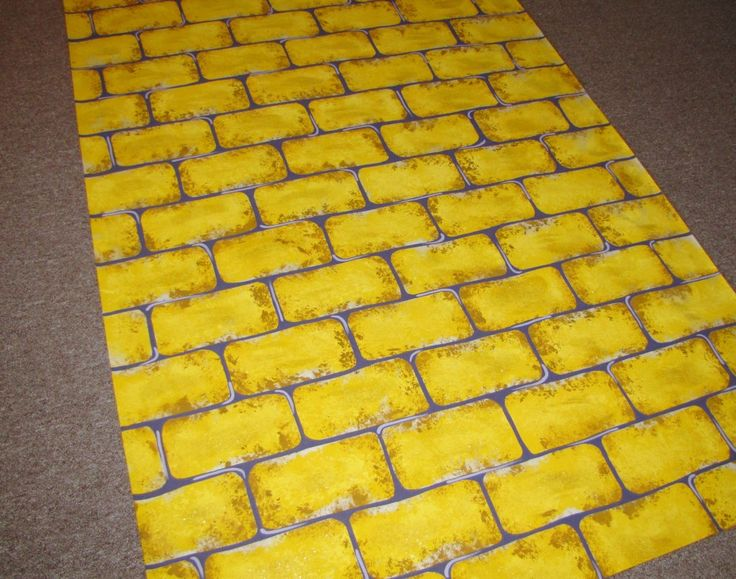 Yellow Brick Road Runner Tutera S Oz Wedding With Our