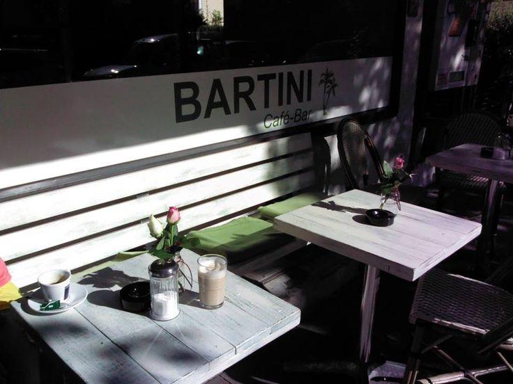 Sonniges Plätzchen in der Bartini in München Harlaching Bartini - küche zu verschenken münchen