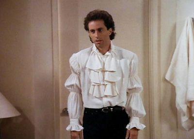 "The SEINFELD  ""Puffy Shirt"" Episode"