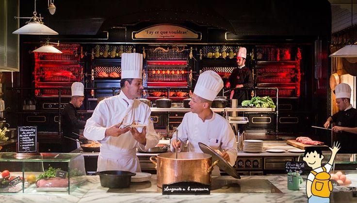 Mejores 18 im genes de restaurantes con ni os en pinterest for Los restaurantes mas clandestinos y secretos de barcelona