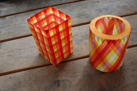 """""""Scottish"""" lanterns, lol. Maybe we should try these for our cross-cultural household :)"""