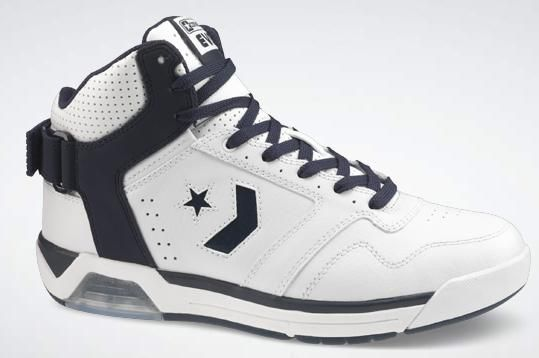 White Converse Basketball Shoes Get this limited edition Basketball High tops - Made in Italy and 100% genuine leather at http://www.tuccipolo.com/tuccipolo-basketball-high-tops-limited-edition-sneakers-made-in-italy/