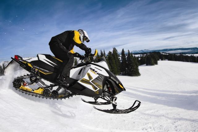 2013 Ski-Doo MX Z X