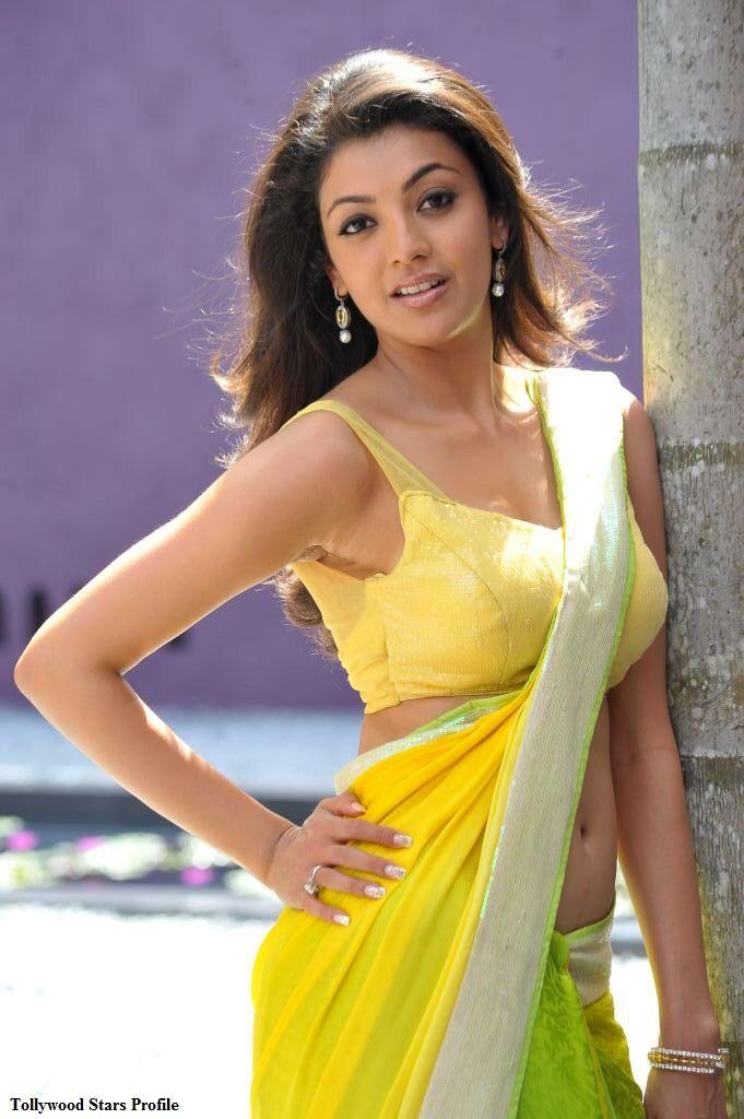 Kajal+Agarwal+Unseen+Hot+Saree+Photos+9.JPG (681×1024)