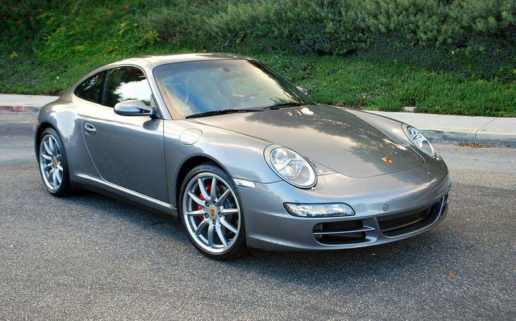 2006 Porsche 997 4S GTS Bumper